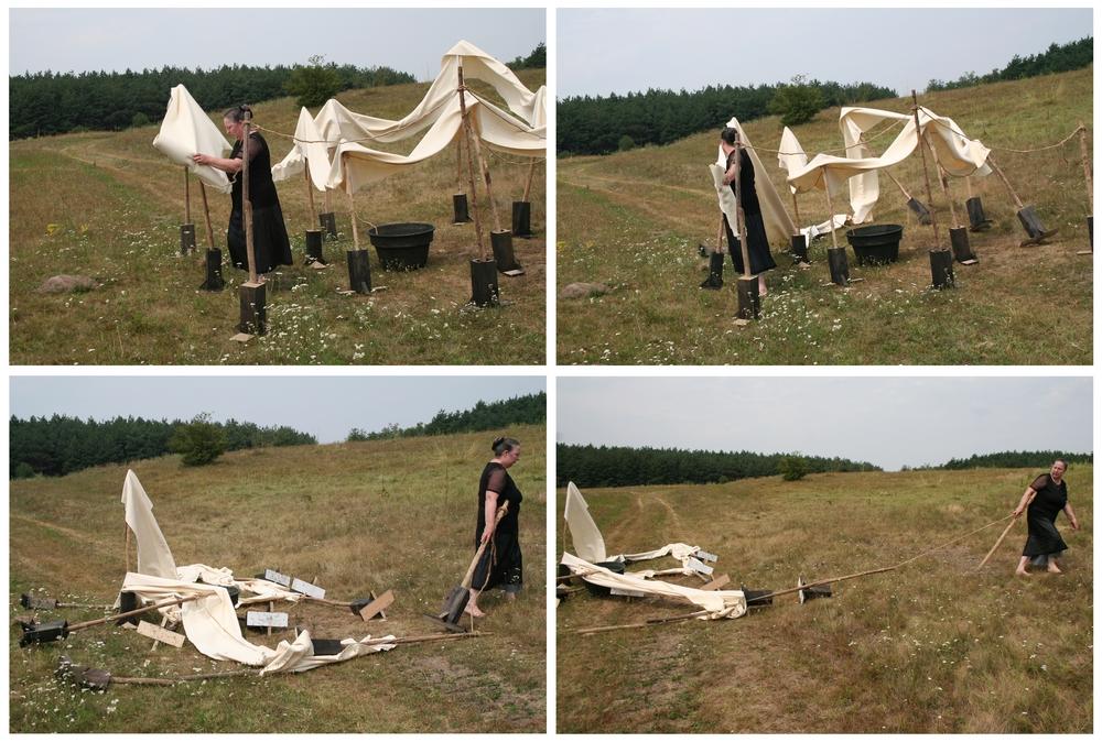 Kányási Holb Margit: Labirintus (Kék-Kálló völgye, 2009)