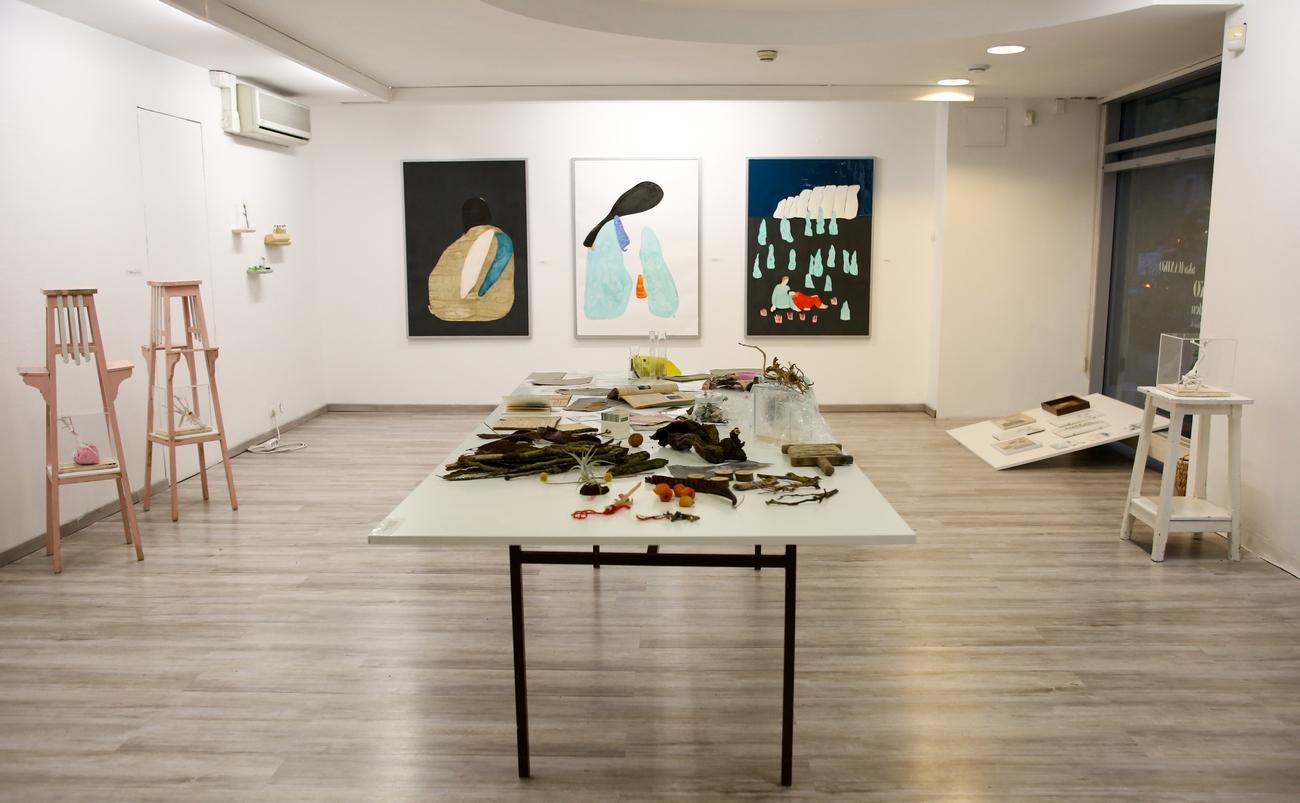 Herbert Aniko kiállításának részlete, K.A.S. Galéria (Fotók: Edőcs Kati)