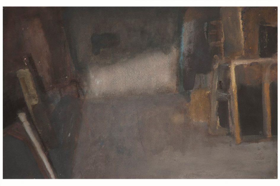 Fischer Balázs: Sarokba szorítva II., 2010