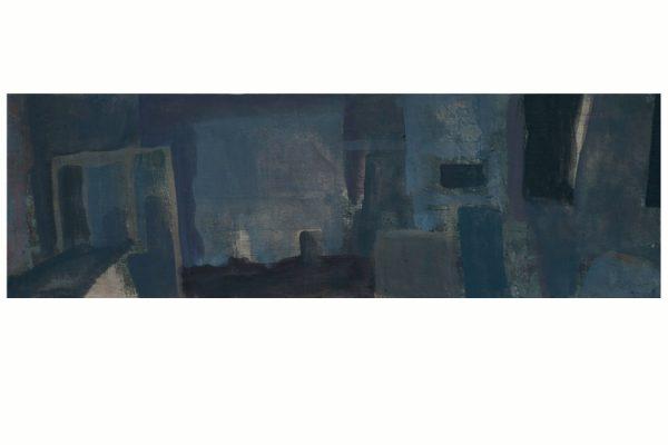 Fischer Balázs: Kis ikon I., 2012
