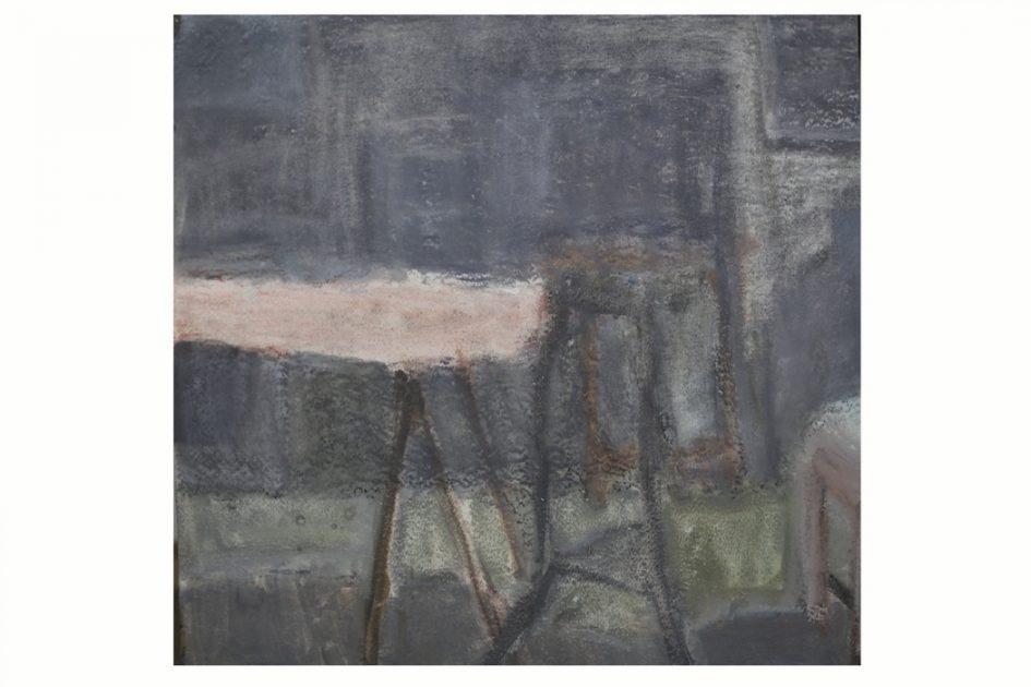 Fischer Balázs: Rózsaszín asztal, 2016