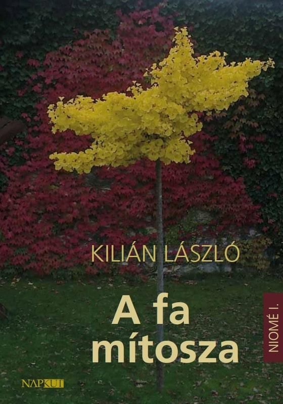 Kilián László kötetének borítója