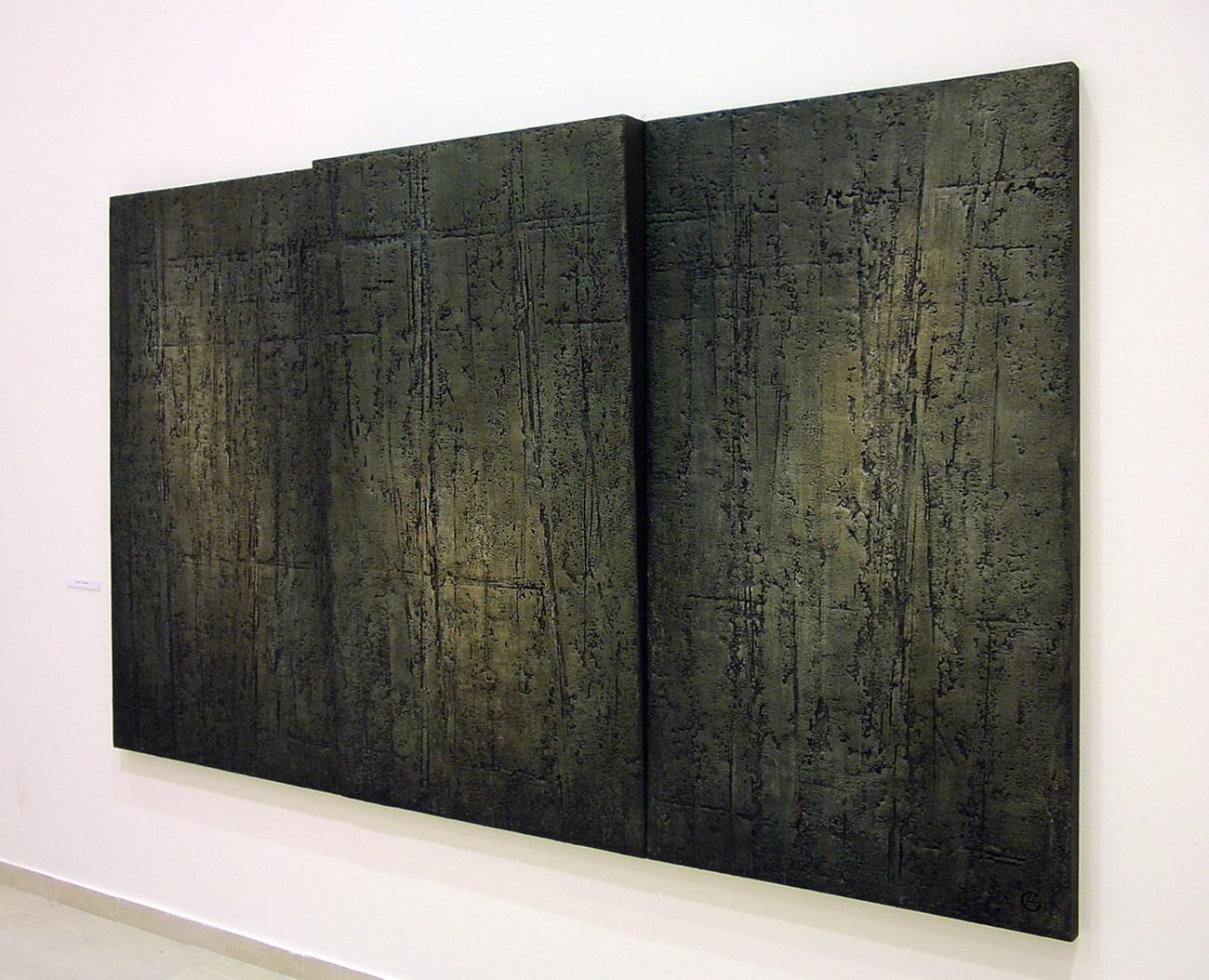 2009, MANK Galéria, Szentendre: Gáll Ádám képe