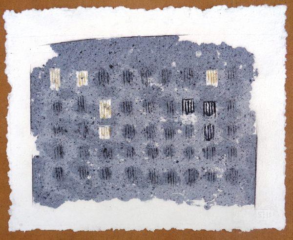 Sirpa Ihanus: Paper House 2, 2018