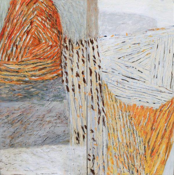 Veres Ágota: Labirintus kert, 2017