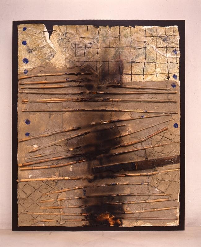 Birkás István: Enyészet II., 1988