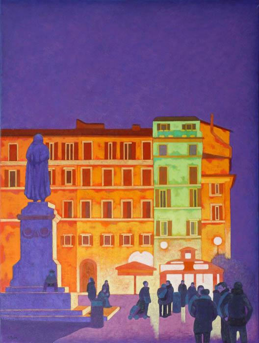 Potyók Tamás: Római fények, 2010