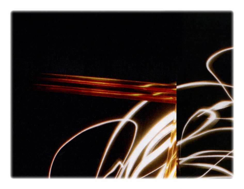Sándor Edit: Fénytörések 8., 2010, digitális print