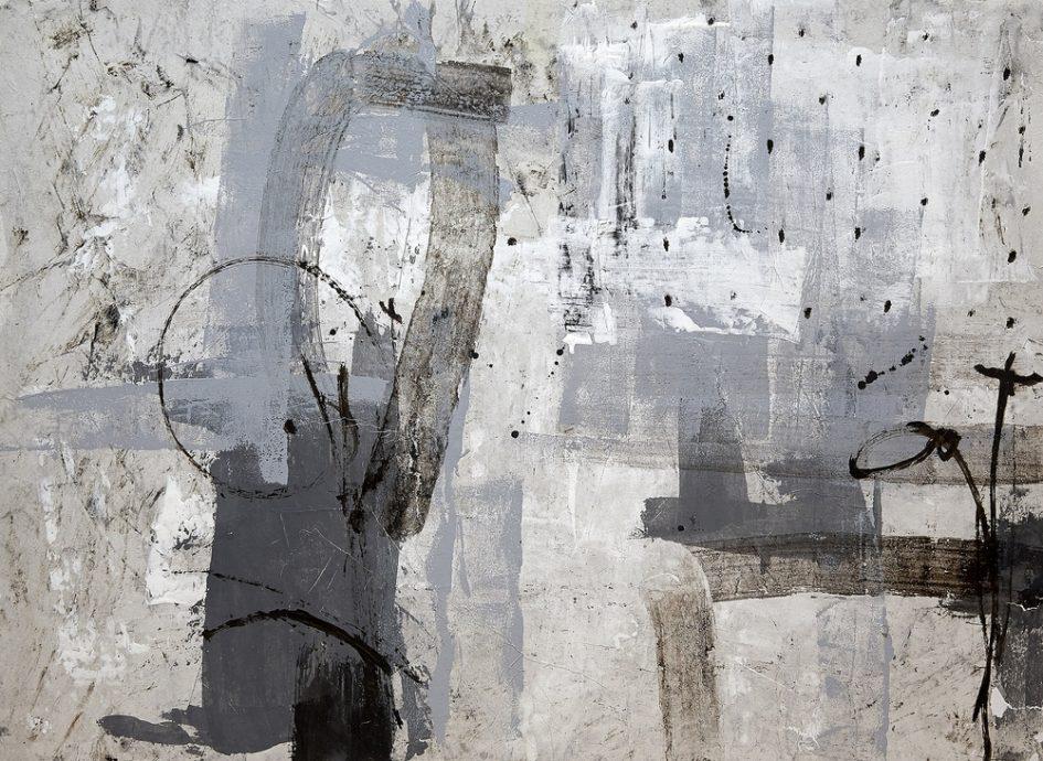 Székács Zoltán: Reggel a műteremben, 2018