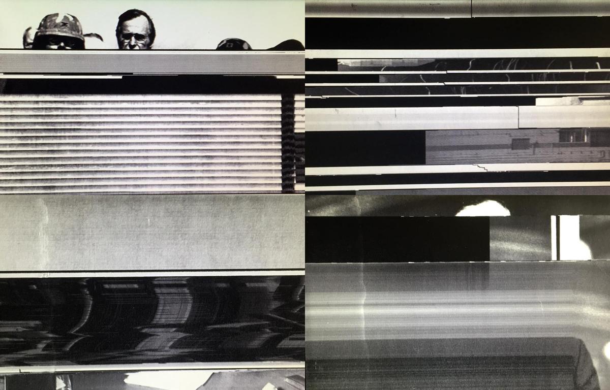Szombathy Bálint: Mozgásképek – Telefotó munkák az 1980-as évekből
