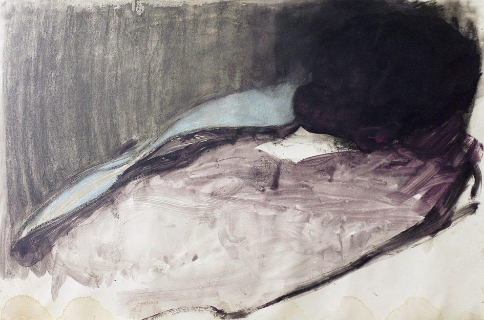Betuker István: Alvó, 2011