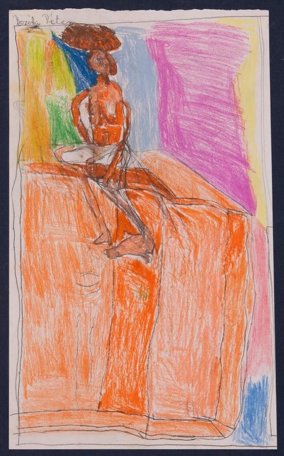 Bozóki Péter munkája, 2007