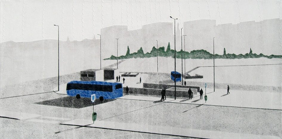 Dobó Bianka: Kelenföld, 2014