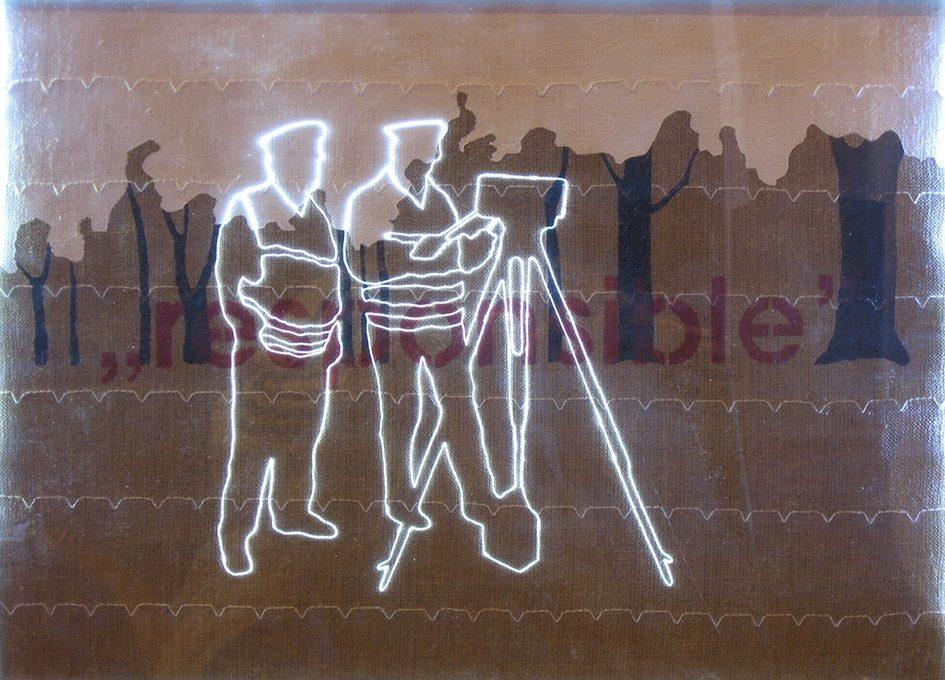 Dobó Bianka: Workers I, 2012