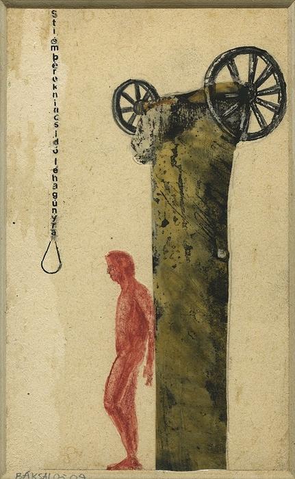 Baksai József: Ajánlás (Francois Villon), 2009