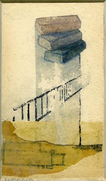 Baksai József: Torony, 2009