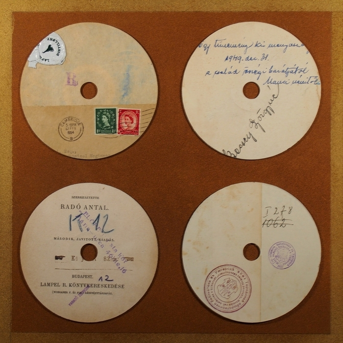 Gábos József: CD gyűjtemény – Könyvek CD-n – Dokumentumok 2.
