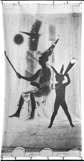 Gémes Péter: Varázsló, 1986