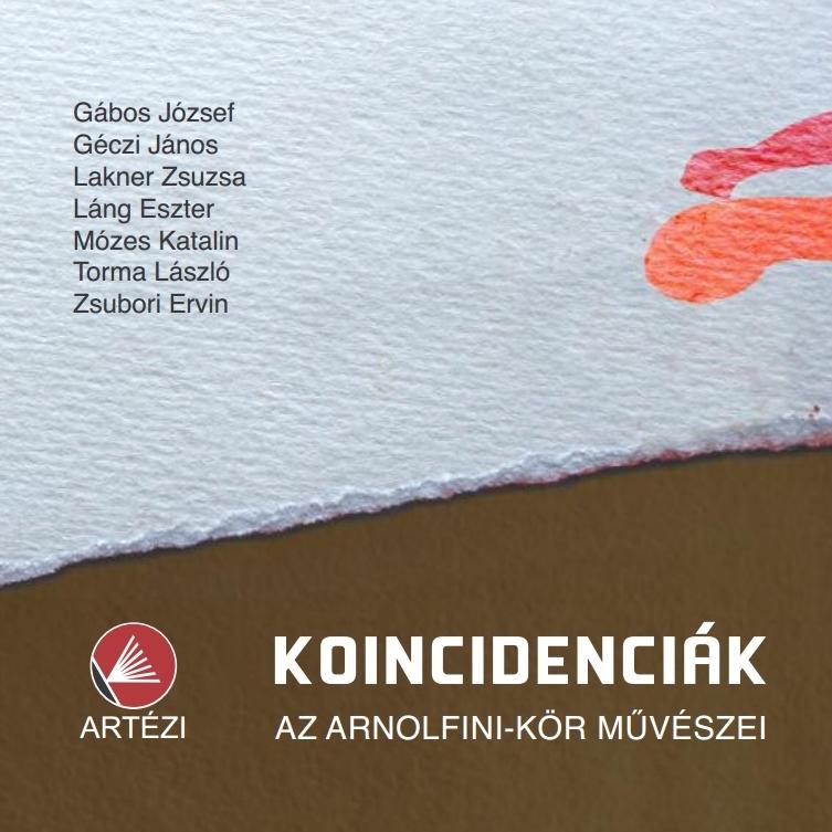 A Koincidenciák című kiállítás katalógusa