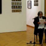 Sziget kiállítás - S. Nagy Katalin megnyitója