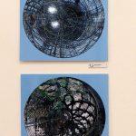 Sziget kiállítás - Kováts Borbála munkái