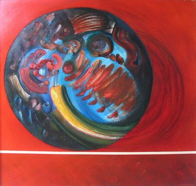 Torok Sándor: Hortobágyi Metamorfózis, 1978