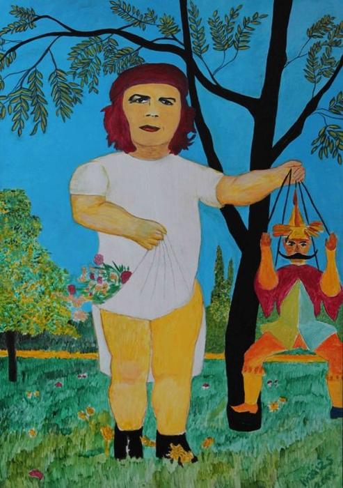 DrMáriás: A kis Che Rousseau műtermében