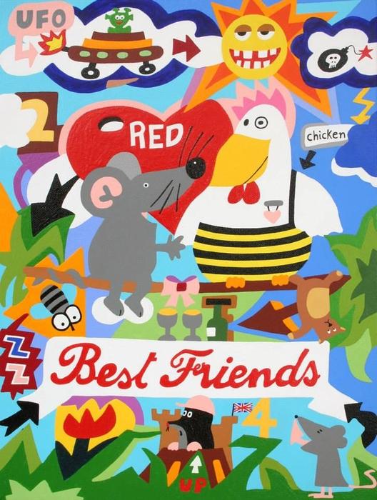 Kiss Richárd: Best Friends