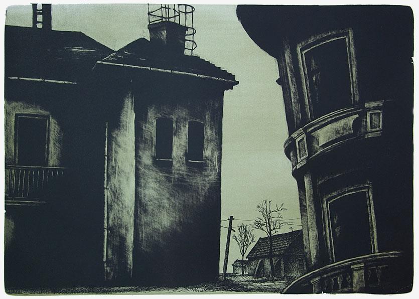Varga Zsófi: Három ház, 2011