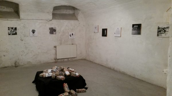 TPG, Miskolc - Rajzolmányok (a kiállítás részlete)