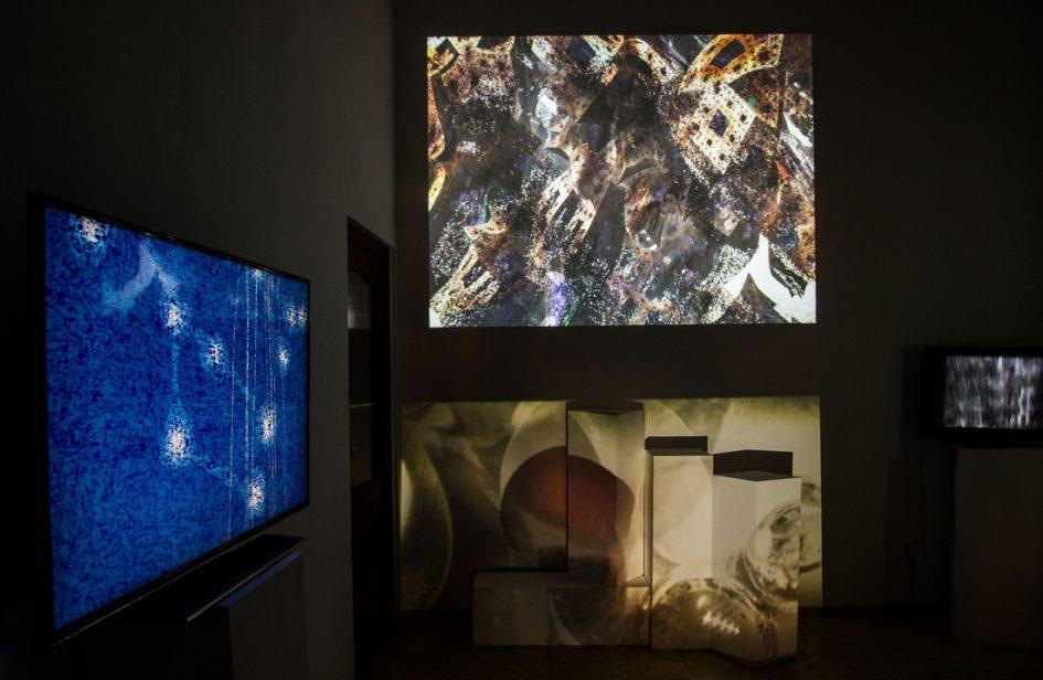 Geminidák - a MET-kiállítás részlete