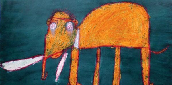 Giovanni Morgante: A legerősebb és leggyorsabb mammut, 2008. (Atelier dell' Errore)
