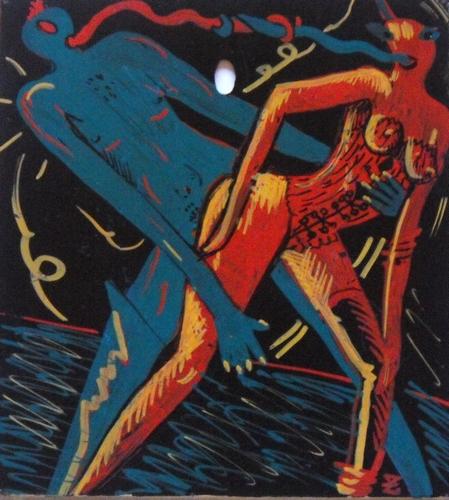 Szilágyi von Neuwirth Zoé: Dance