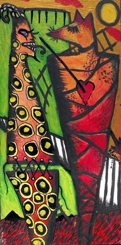 Szilágyi von Neuwirth Zoé: Vérző szívű Anubis