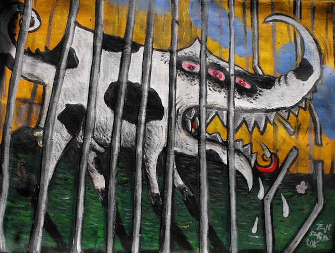 Szilágyi von Neuwirth Zoé: Ketrecből kitörő fűrészállat