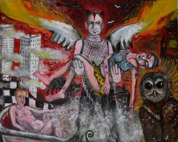 Szilágyi von Neuwirth Zoé: Elragadtatás