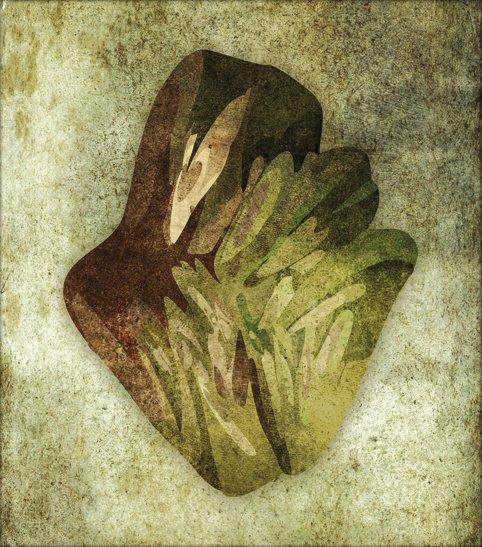 Tellér Mária: Kicsi zöld kő 1