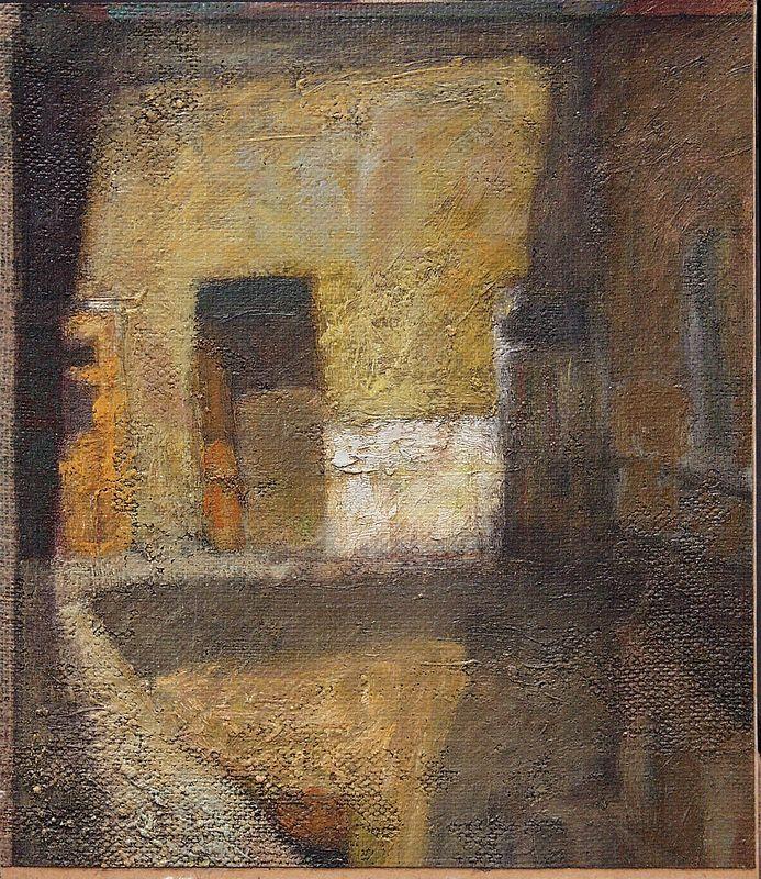 Nádor Tibor: Körfolyosó – Nyár, 2001