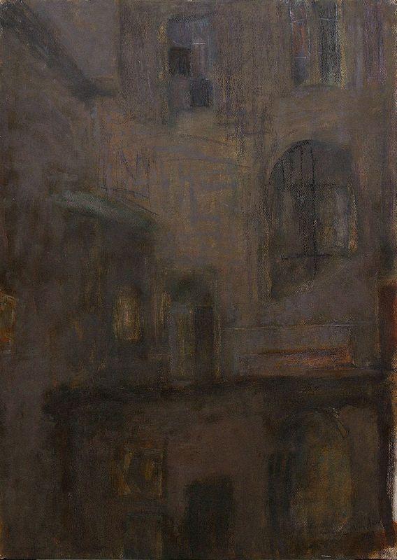 Nádor Tibor: Magyar utca, 2002