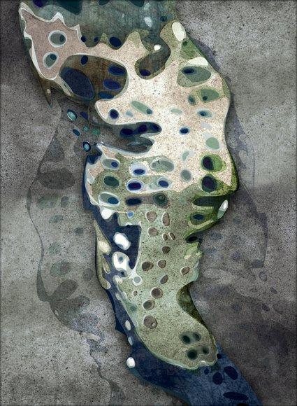 Tellér Mária: Organikus forma