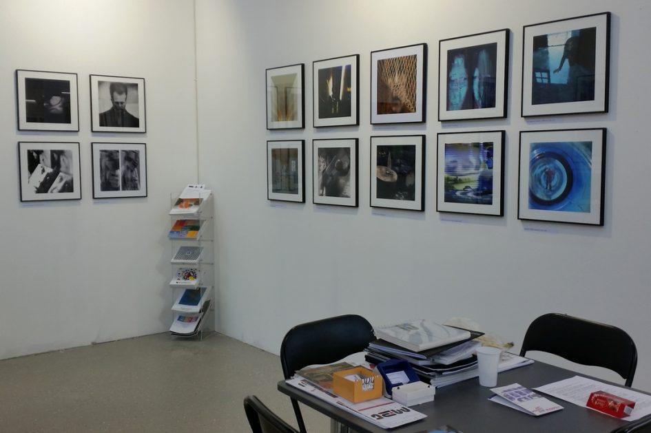 A MET standjának és kiállításának részlete a 2018-as Art Marketen (Fotók: Láng Eszter)