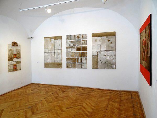 2017, Csikász Galéria, Veszprém: Birkás István és Dréher János művei a Matéria Művészeti Társaság kiállításán