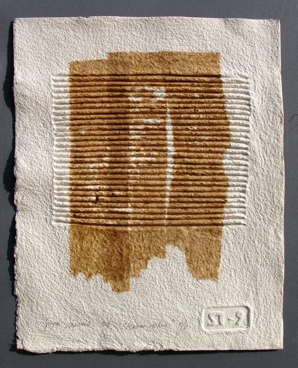 Sirpa Ihanus: Three Curtains, 2009