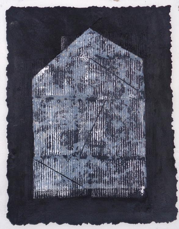 Sirpa Ihanus: Paper House 3, 2018