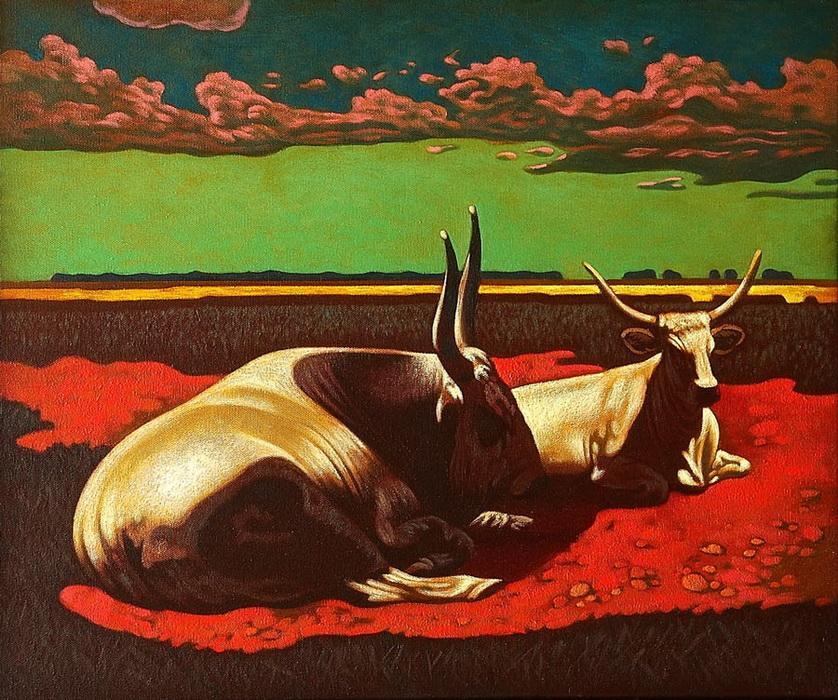 Potyók Tamás: Pihenők I, 2008