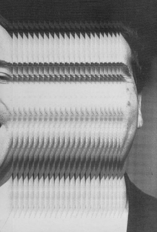 Szombathy Bálint: Mozgáskép, 1985, telefotó