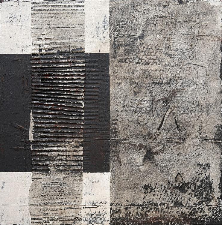 Székács Zoltán: Üzenet a falon, 2018